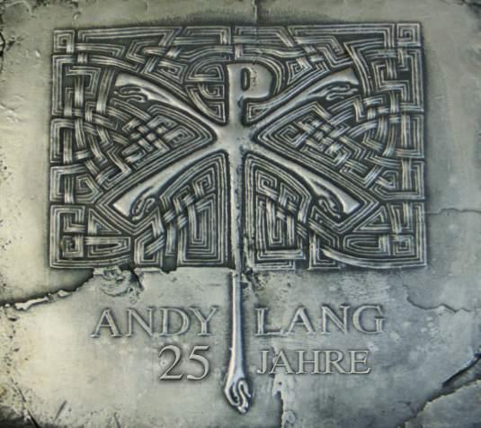 "Andy Lang Cover - ""25"" Das Jubiläumsdoppelalbum"