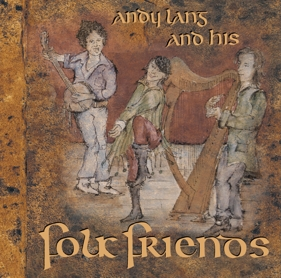 Andy Lang Cover - Folk Friends – fine celtic music
